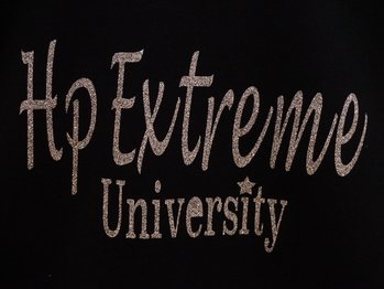 HP Extreme University Sharon Johnson logo